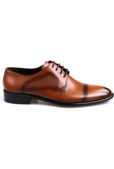 Talo Erkek (39-44) Deri Taba Klasik Jurdan Ayakkabı