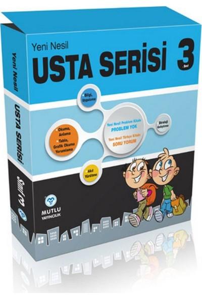 Mutlu Yayınevi Yeni Nesil Usta Serisi 3.Sınıf