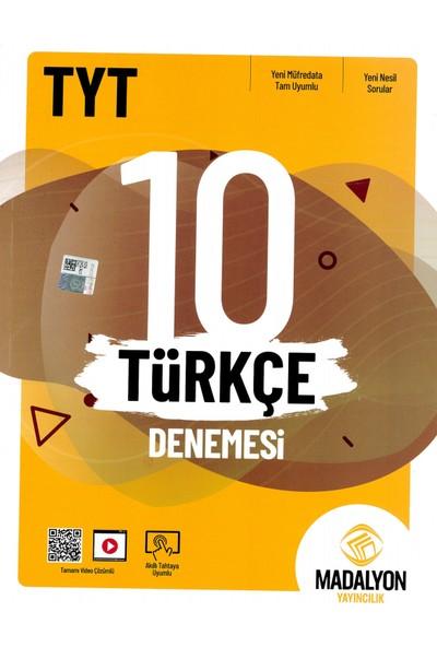 Madalyon TYT Türkçe Yeni Müfredat Konuları Kapsayan Ilk Deneme