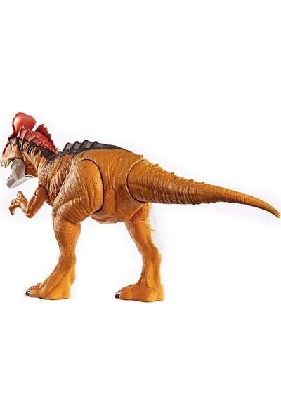 Jurassic World Sesli Dinozorlar Cryolophosaurus GJN64 - GJN66