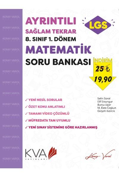 Koray Varol Akademi Ayrıntılı Sağlam Tekrar 8.Sınıf 1.Dönem Matematik Soru Bankası