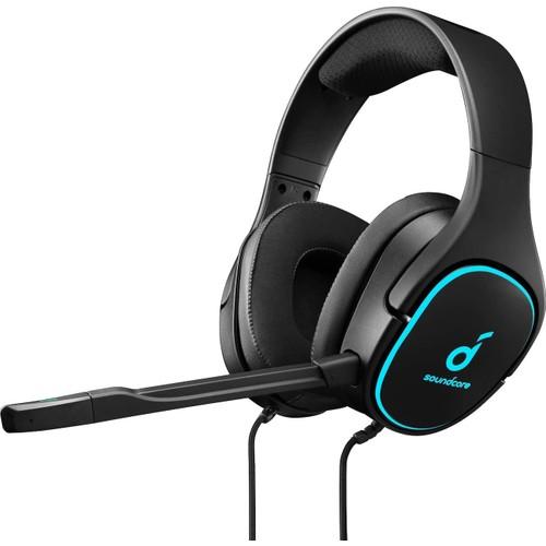 Anker SoundCore Strike 3 7.1 Surround USB Oyuncu Kulaklığı - Siyah - A3830