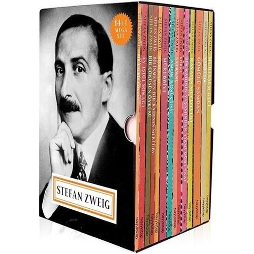 Stefan Zweig 14'Lü Mega Set - Stefan Zweig