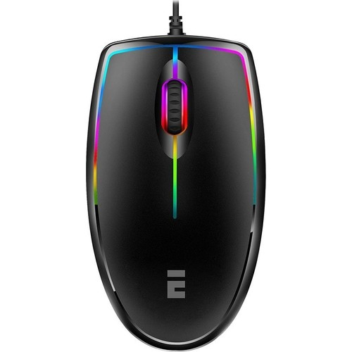 Everest SM-M7 Usb Siyah 3D Optik Led Mouse