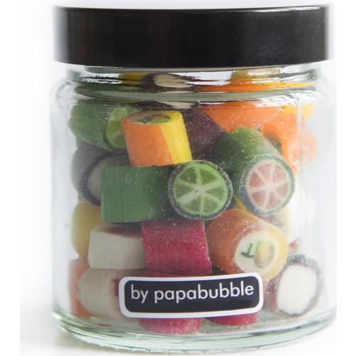 Papabubble Meyve Mıx El Yapımı Şeker 80 Gr