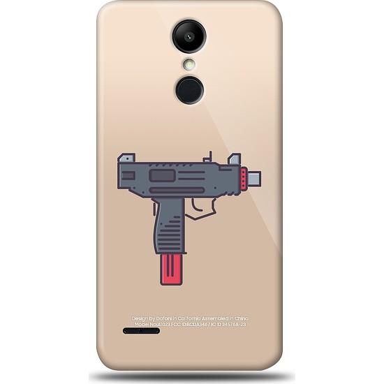 Eiroo LG K9 Uzi Baskılı Tasarım Kılıf