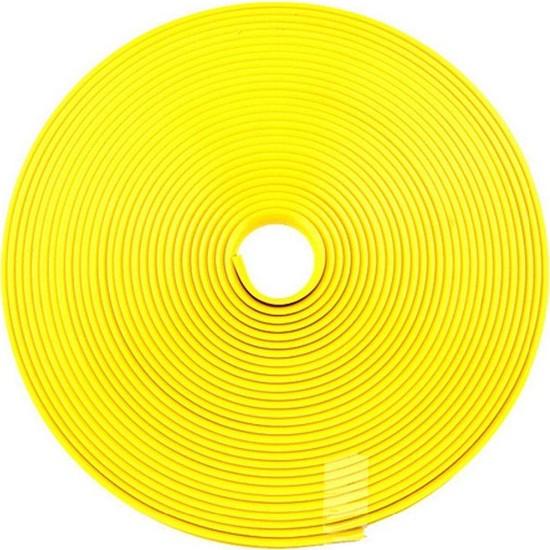 Wepools Araba Jant ve Trim Şerit Dekorasyon Bandı Sarı