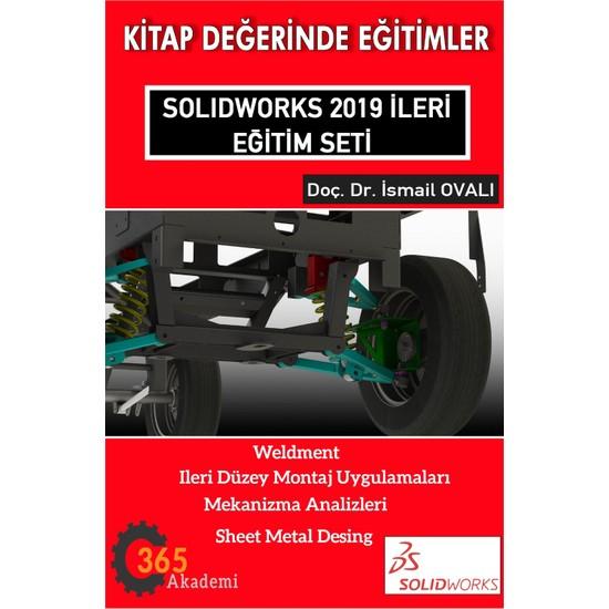 Solidworks Ileri Düzey Eğitim Seti