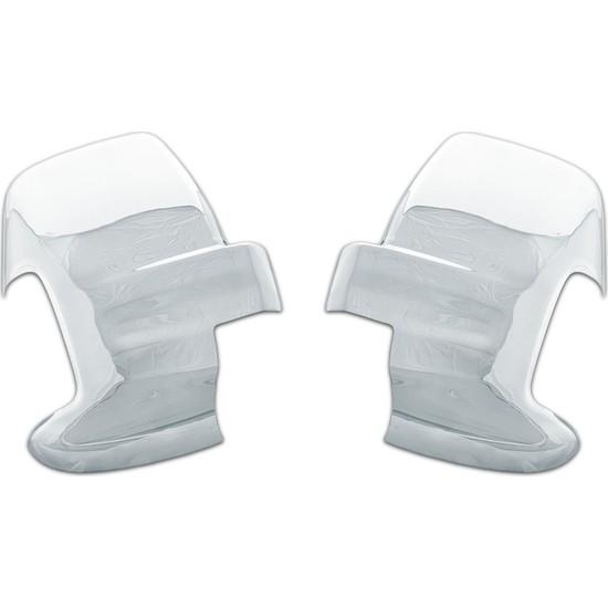 AccessoryPart Ford Transit Krom Ayna Kapağı 2 Parça Çelik 2014 Model ve Sonrası