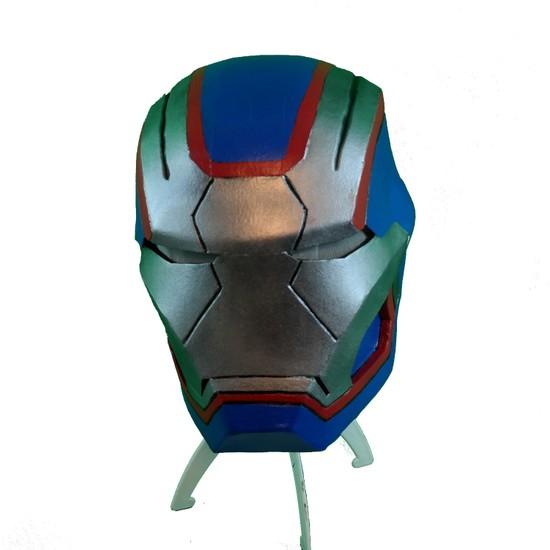 HMD Iron Patriot Dekoratif Maske