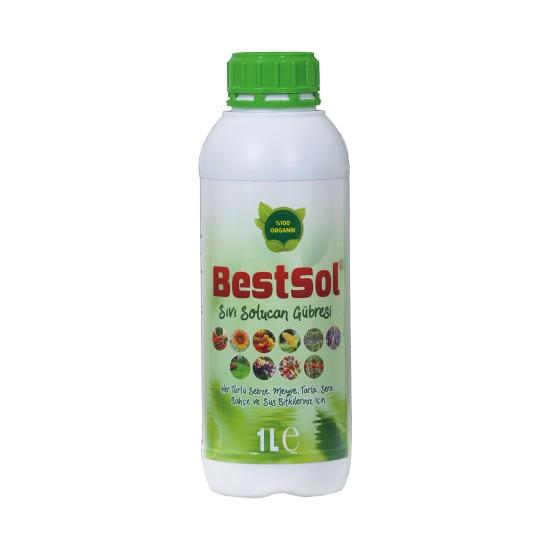 Bestsol Sıvı Solucan Gübresi 1 lt