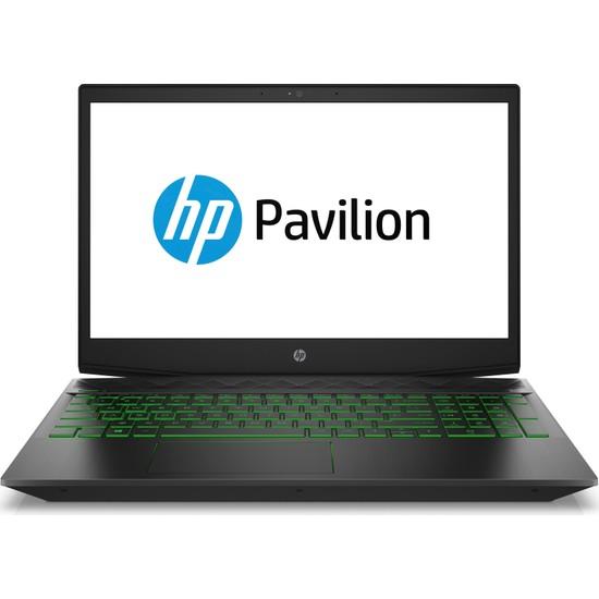 "HP Pavilion 15-CX0043NT Intel Core i5 8300H 8GB 256GB SSD GTX1050Ti Windows 10 Home 15.6"" FHD Taşınabilir Bilgisayar 9FD92EA"