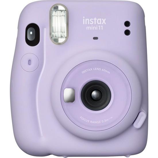 Fujifilm Instax Mini 11 Lila Fotoğraf Makinesi