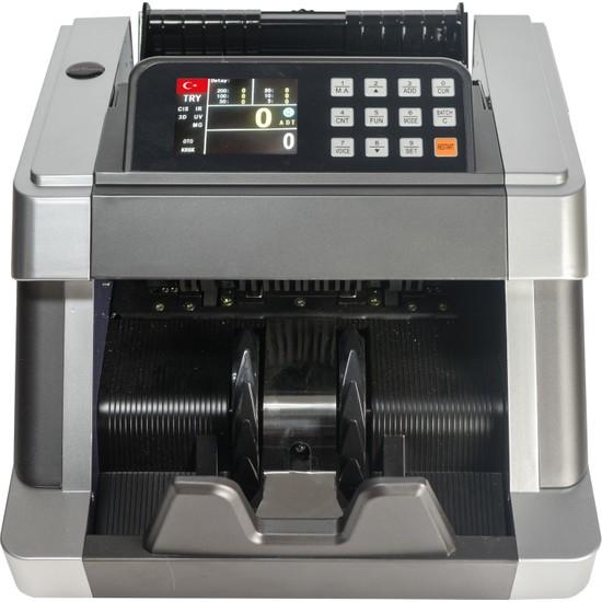 Accucon Ac650 Karışık Para Sayma Makinesi - Tl Euro Karışık Sayma - Sahte Para Yakalama