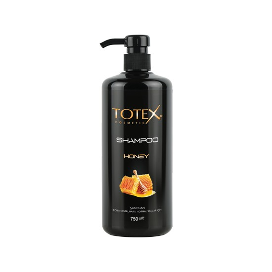 Totex Shampoo Honey For Normal Hair 750 ml - Ballı Saç Bakım Şampuanı - Normal Saçlar