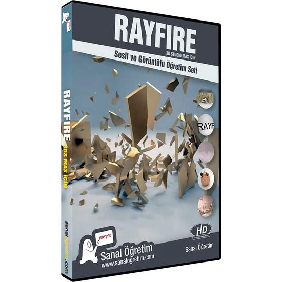Sanal Öğretim Rayfire (3d Studio Max Için) Video Eğitim Seti