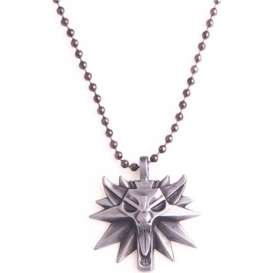 AlpCollection Witcher Metal Kolye
