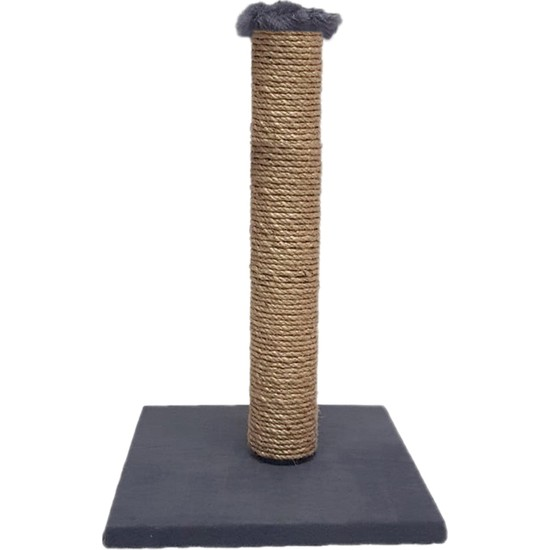 Cat Hause Kedi Tırmalama T1 42 cm Gri