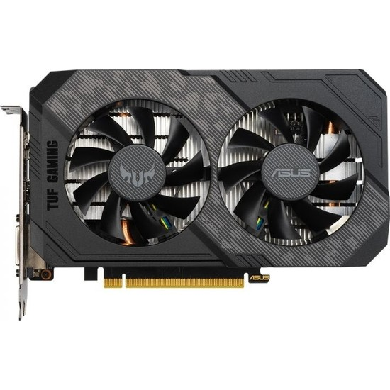 Asus TUF GeForce GTX 1660S Gaming 6GB 192Bit GDDR6 (DX12) PCI-E 3.0 Ekran Kartı (TUF-GTX1660S-6G-GAMING)
