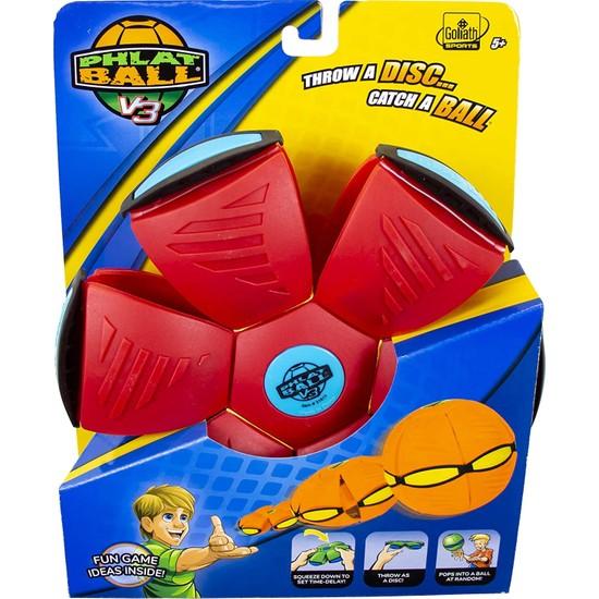 Phlat Ball V3 Kırmızı