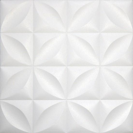 Stikwall Dekoratif Strafor Tavan Kaplama Paneli 8'li Paket - Pt-01