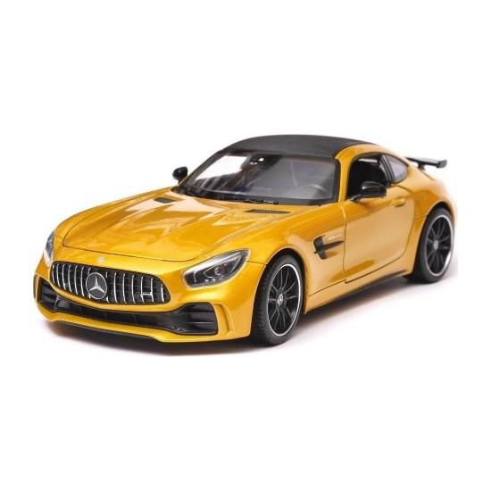 Welly Mercedes Amg Gt R 1:24 Ölçek Model Araba