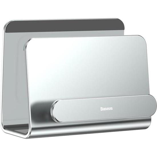 Baseus Baseus Subg-0s Duvara Monte Metal Telefon Tutucu Gümüş