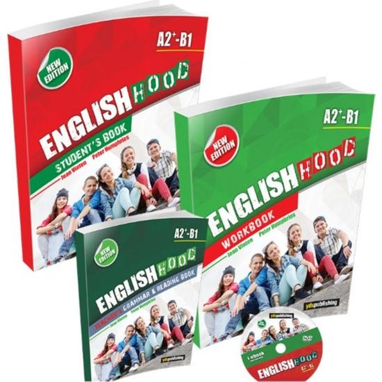 Yds Publishing 10. Sınıf English Hood A2 + B1 Students Book, Workbook, Grammar-Reading Book