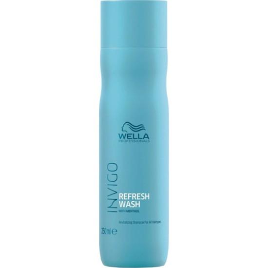 Wella Invigo Refresh Wash Revitalising Yenileyici Şampuan 250 ml