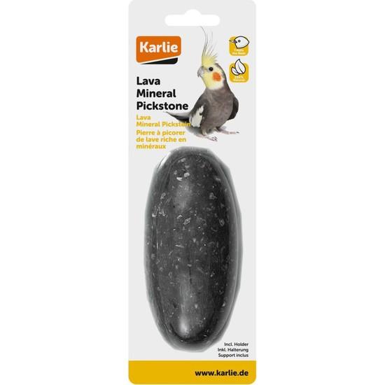 Karlie Gaga Taşı Lava 130 gr Siyah