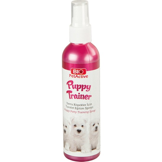 Bio Pet Active Puppy Trainer Sprey (Çiş Spreyi) 100 ml