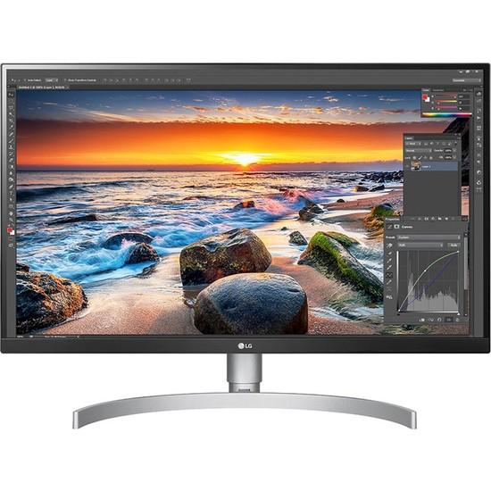 """LG 27UL850-W 27"""" 60Hz 5ms (HDMI+Display) 4K UHD Freesync IPS Monitör"""