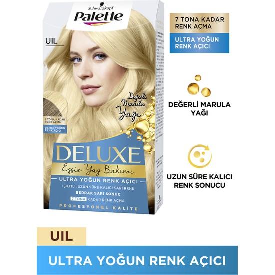 Palette Deluxe UIL ULTRA YOĞUN RENK AÇICI
