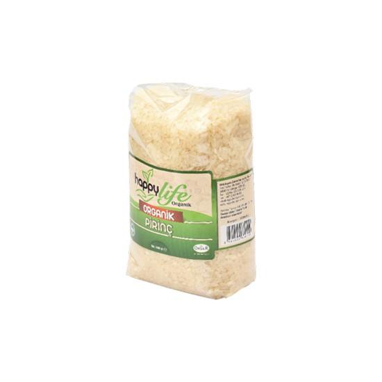 Happy Life Organik Pirinç 1 kg