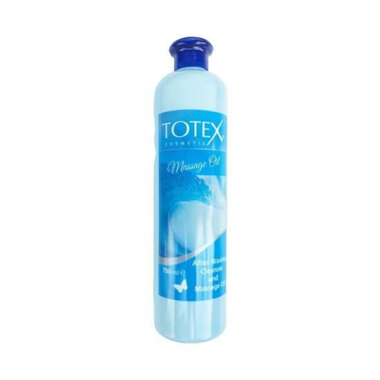Totex Ağda ve Masaj Yağı Mavi 750 ml