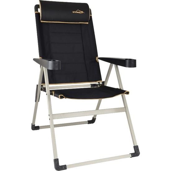 Nurgaz Campout Katlanır Lüx Sandalye