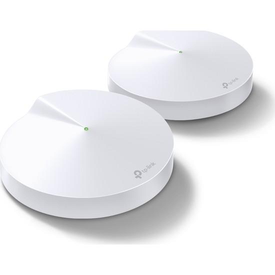 TP-Link Deco M5 AC 1300 Mbps Mesh Tüm Ev 2'li Wi-Fi Sistemi
