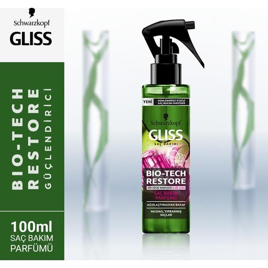 Gliss Bio-Tech Saç Bakım Parfümü 100 ml