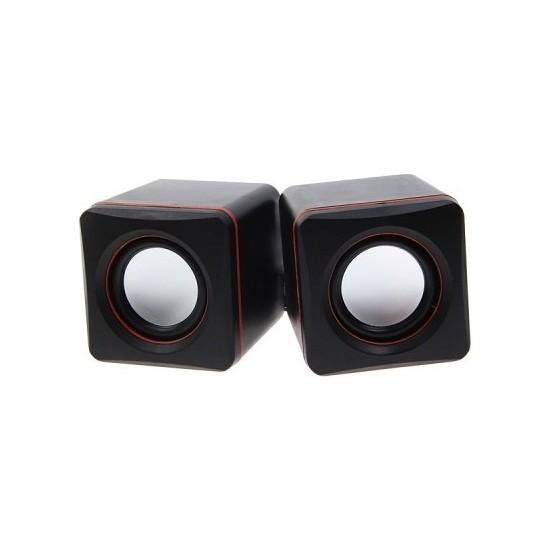 Platoon Standart PL-4008 USB 2.0 Pc 1+1 Speaker