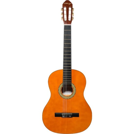 Cadenza NC139 4/4 Naturel Klasik Gitar Seti