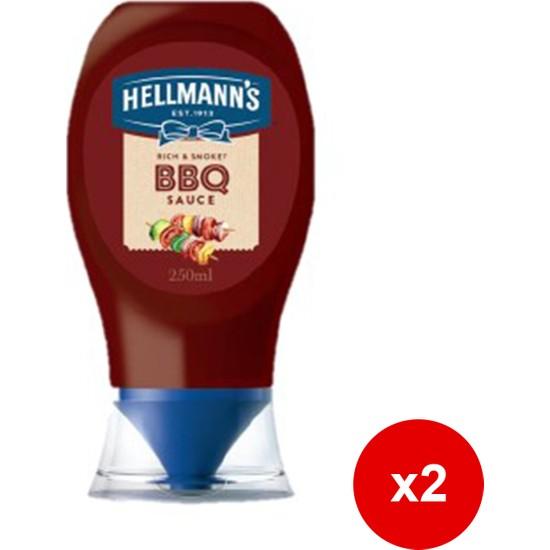 Hellmann's Fs Barbekü Şişe Marco Polo 250 ml - 2'li