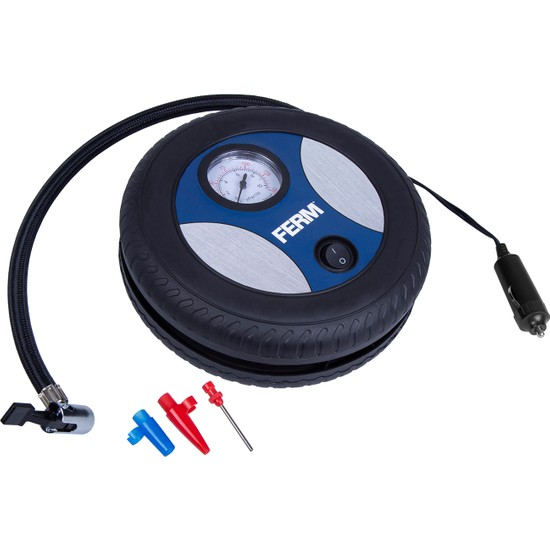 Ferm Power CRM1050 Mini Hava Kompresörü 12V