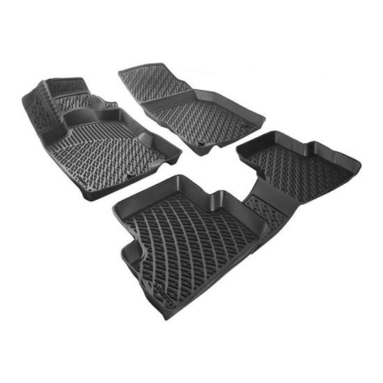 Rizline Fiat Grande Punto 3D Havuzlu Paspas