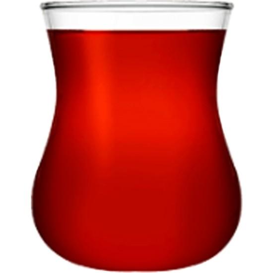 Paşabahçe 42801 Semaver Çay Bardağı 3'lü 285 cc