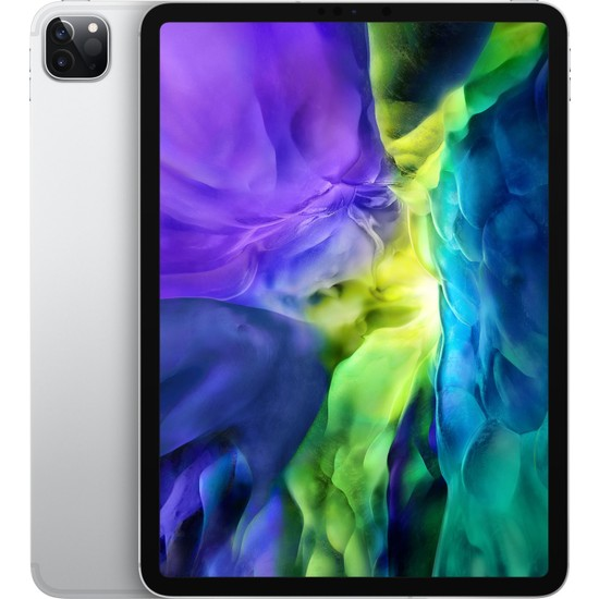 "Apple iPad Pro 2.Nesil Wi-Fi Cellular 512GB 11"" Tablet - Gümüş MXE72TU/A"