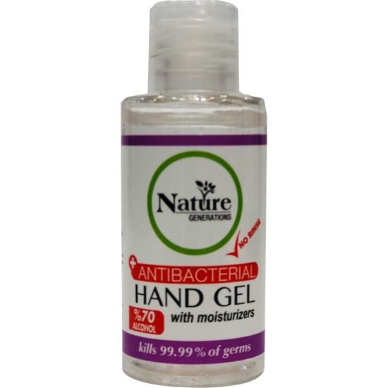 Nature Genarations Ipek Naturel Antibakteriyel El Jeli 50 ml