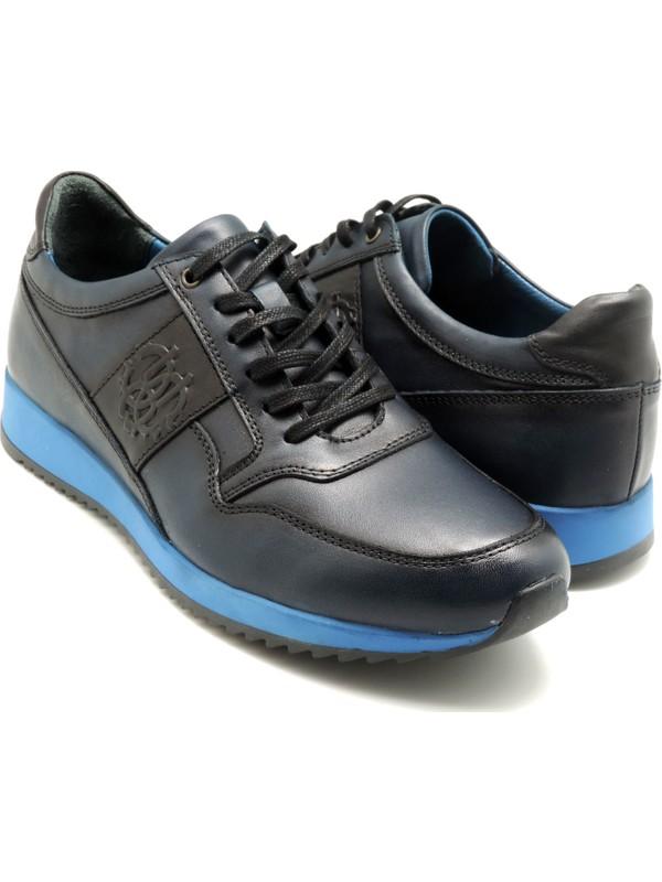 Delta Deri Bağcıklı Casual Erkek Ayakkabı