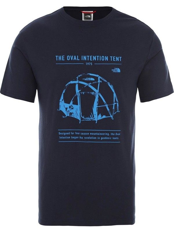 The North Face Graphic Tee Erkek T - Shirt - T9493MH2G