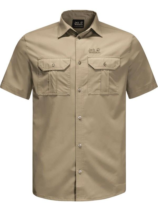 Jack Wolfskin Kwando River Shirt Erkek Gömlek - 1403181-5605 Fiyatı