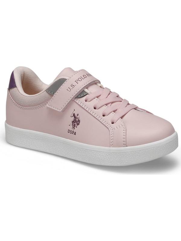 U.S. Polo Assn. ARNOLD Pudra Kız Çocuk Sneaker Ayakkabı
